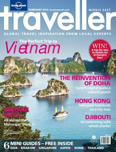 Lonely Planet Traveller ME - Issue 2, 2013 Feb  Lonely Planet Traveller Middle East is the first international travel brand to invest in a locally based travel publication, and will cover both the GCC and the rest of the world with passion, bringing a high level of attention to detail and a vast amount of essential information not seen before in travel press in the region.  www.thetravelspark.com