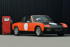 1972 Porsche 914 - /4 with 1.7 engine in very good condition   Classic Driver Market