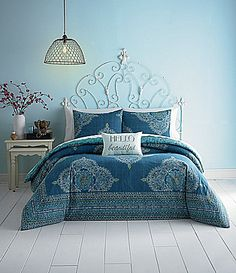 Jessica Simpson Aylin Medallion Comforter Mini Set #Dillards
