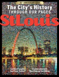 Celebrate 50 years with St. Louis Magazine! December 2013