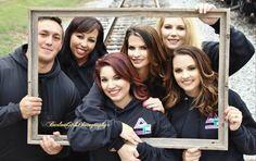 BARLOW GIRLS PHOTOGRAPHY! #photography #clarksvile #fortcampbell #outdoors #photoshoot #historicdowntown #headshots #businessphotos #teamphotography #realestateteam #kristysimmonsteam