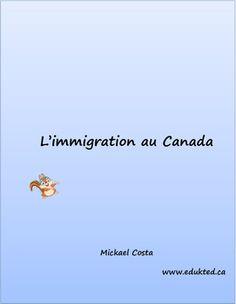 L'immigration au Canada aidera vos lves  apprendre tout ce qu'il faut sur l'histoire de l'immigration canadienne.Contenu:Des feuilles d'informations, des questions et des quiz.un mot-cachune liste de mot de vocabulaire et leur dfinition.Des sayntes (skits)Des activits de plasticineDes activits de dessinL'criture d'une lettreDes questions et les corrigs sur des textes du livre ducatif: Mosaique CanadienneLes raisons des vagues d'immigrationLa colonisation de l'ouestLes dfis du voyage… Immigration Au Canada, Teaching Social Studies, Teaching French, Questions, Science, Socialism, Vocabulary Words, Ocean Waves, Change Management