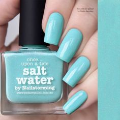 NEW ARRIVALS : Picture Polish Salt Water Shop here- www.color4nails.com Worldwide shipping available