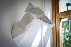 Wall #greyhound #sculpture by Arran Gregory