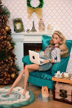 SL Dolls Fashion (FR, Poppy Parker, Barbie) | VK