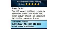 Your staff was very helpful even moving my appointment for me.  Chase was on time,...