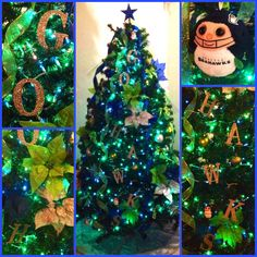 2013 seattle seahawk christmas tree michele hansen wurzers sports pinterest seattle christmas tree and seahawks