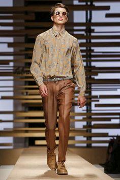 Salvatore Ferragamo Menswear Spring Summer 2015 Milan