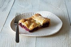 Martha Stewart's Slab Pie recipe on Food52