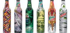 mountain dew limited edition bottles - Google Search