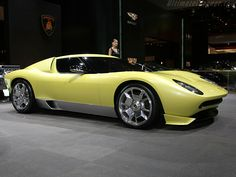 lamborghini | Lamborghini Miura Concept High Resolution Image (2 of 12)