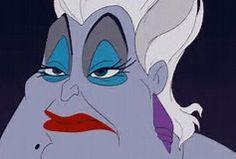 Image result for disney Ursula