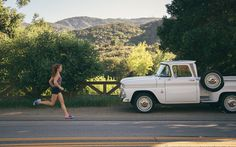 Next level Running Tips from FP Me Stylist Audrey Roloff | Free People Blog #freepeople