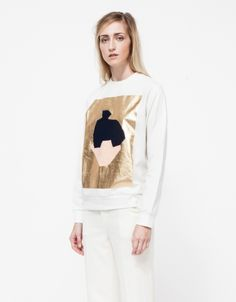 The Tilda Sweatshirt should be in our closets! ASAP