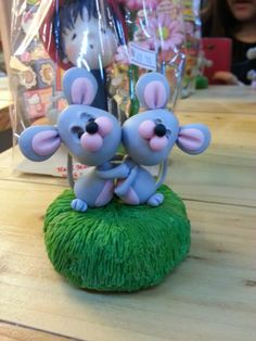 Lovely mouse...yenji