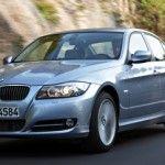 BMW Serie 3 Sedán modelo 2011