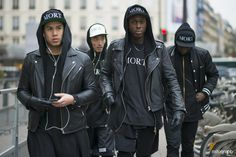 Fashion Files: Street Goth   CB styling