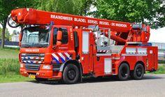 Brandweer Daf hoogwerker