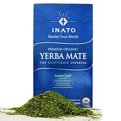 INATO  PREMIUM Yerba Mate  16oz  1lb  Wild Harvest Shade Grown Air Dried 100 Leaves  NO sticks NO dust  Fresh  NEVER Aged  Single Producer -- Check this awesome product by going to the link at the image. (This is an affiliate link and I receive a commission for the sales)