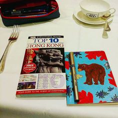 Lovely to see our Roger la Borde A6 notebook out and about!