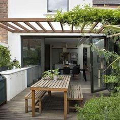 3 astuces pour transformer sa terrasse (ou son balcon) en havre de paix...   www.decocrush.fr - @decocrush