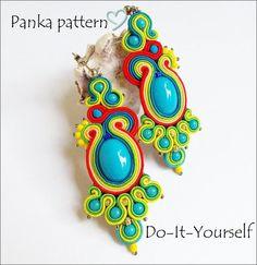Soutache tutorial.Pdf soutache PATTERN.soutache by beadsbyPanka, Ft3000.00