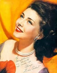 THE MAYBELLINE STORY   : 1940's Maybelline Model,  Lenore Aubert, Known for...