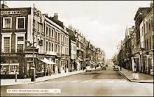 old photos of st johns wood - Google Search