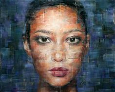 Portrait Paintings by Harding Meyer