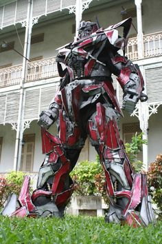 Sentinel Prime from Transformers #tranformers #cosplay
