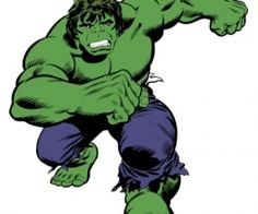 """Here at Fun.Com, """"Hulk smash!"""" is our motto. However, it as turns out, that life motto can get you into trouble. spenditonthis.com"""