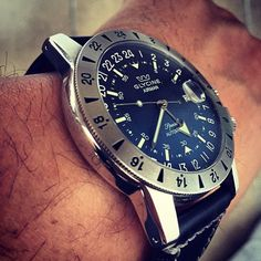 Share if you love watches - courtesy @therock_12# by glycine_watch_sa from Instagram http://ift.tt/1B87h4z