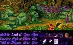 """""""Simon The Sorcerer"""", aventura gráfica impresionante de 1993, de la mano de Adventure Soft, que incluye parodias de cuentos populares como Rapunzel, El Señor de los Anillos y más. Me encanta y es muy fácil reírte con las ingeniosas frases de Simon. :D"""