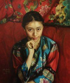 by Zhao Kailin (b1961, Bengbu, China)