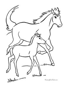 Horse Coloring Book Pages Horse Coloring Book Pages horse coloring book pages wild horses coloring pages getcoloringpages. best photos of show horse coloring pages free printable ho Farm Animal Coloring Pages, Free Adult Coloring Pages, Coloring Pages For Girls, Cartoon Coloring Pages, Mandala Coloring Pages, Coloring Pages To Print, Coloring Book Pages, Printable Coloring Pages, Coloring Sheets