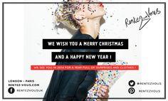 Christmas card - Rentez-vous by Joy Belaouchi, via Behance