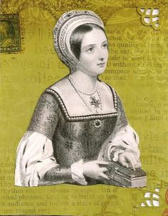 Catherine Parr, sixth (and last) wife of Henry VIII