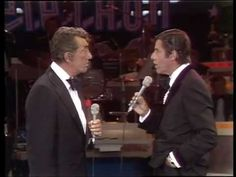 Jerry Lewis Telethon - The reunion with Dean Martin ('76)