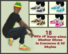 Sims 4 CC's - The Best: Shoes by blewis50