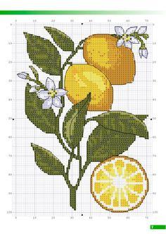 Handmade Crafts, Diy And Crafts, Cross Stitch Fruit, Hardanger Embroidery, Cross Stitching, Cactus Plants, Textile Art, Needlepoint, Cross Stitch Patterns