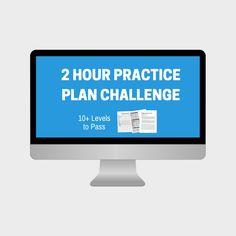 golf practice plan 2 hour product demo