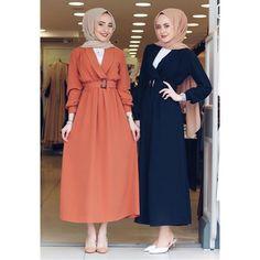 Stylish Dresses For Girls, Elegant Dresses, Beautiful Dresses, Nice Dresses, Girls Dresses, Summer Dresses, Muslim Fashion, Hijab Fashion, Fashion Dresses