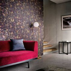 Style Library - The Premier Destination for Stylish and Quality British Design | Products | Graffiti Wallpaper (EDEF111609) | Definition Wallpapers | By Anthology
