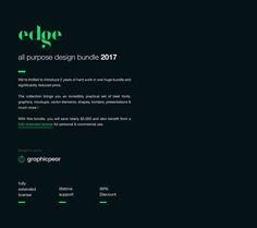 Edge - Ultimate Design Bundle on Behance