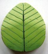 Polymer Clay Central - Tami's Leaf Cane