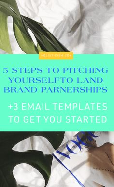 Five Steps To Pitching Yourself To Land Bigger Partnership Opportunities — Holisticism Running Jokes, Value Proposition, Card Reading, Boss Lady, Pitch, Content Marketing, Superstar, Opportunity, Blogging