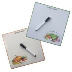 Cuisine Stly Printed Dry Erase Flexible Magnetic Whiteboard/Message Board/Memo Pad/Dialog Box Magnet -  Cheap Product is Available. We provide the best deals of finest and low cost which integrated super save shipping for cuisine stly printed Dry Erase Flexible Magnetic Whiteboard/Message board/Memo Pad/Dialog Box Magnet or any product.  I hope you are very happy To be Get cuisine stly printed Dry Erase Flexible Magnetic Whiteboard/Message board/Memo Pad/Dialog Box Magnet in cheap. I thought…