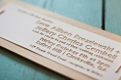 Laser-Cut-Wedding-Invitations-Fourth-Year-Studio by oh so beautiful paper