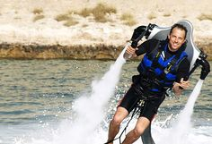 oh, just another water jetpack.