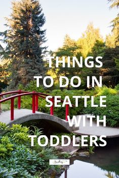 Rain or shine, cold weather or mild, Seattle is a great place to bring the family for a day trip or weekend adventure. From museums, gardens and farmers markets, our guide to the things to do in Seattle with toddlers will tempt even the most timid of travelers. #seattle #seattlewithkids #seattlewithtoddlers